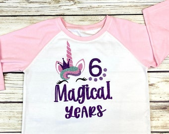 {Magical Years Unicorn}