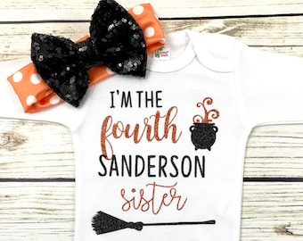 {I'm The Fourth Sanderson Sister}