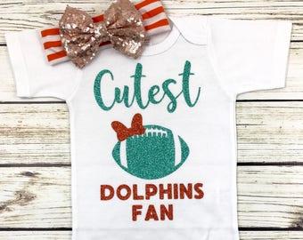 {Cutest Dolphins Fan}