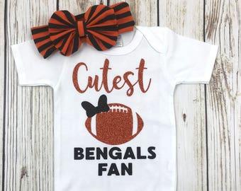 {Cutest Bengals Fan}