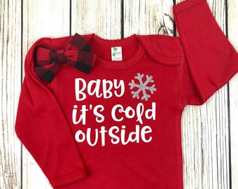 {Baby It's Cold Outside}