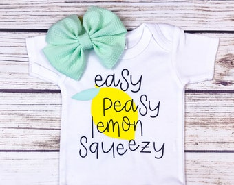 {Easy Peasy Lemon Squeezy}