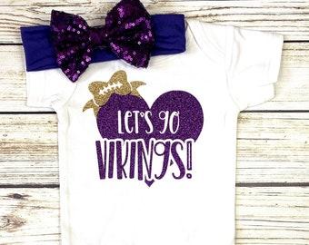 {Let's Go Vikings}