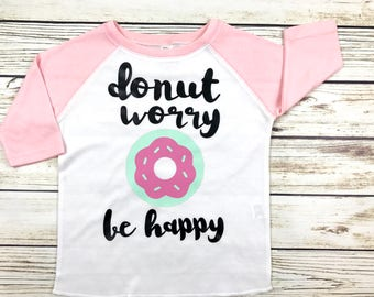 {Donut Worry, Be Happy}