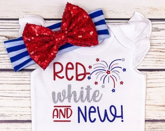 {Red White and New}