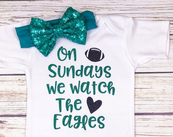 {On Sundays We Watch The Eagles}