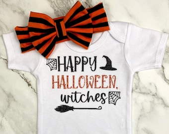 {Happy Halloween, Witches}