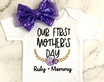{Our First Mother's Day}