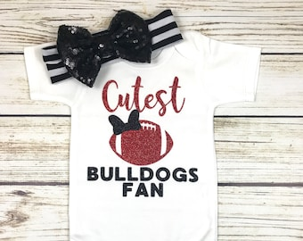 {Cutest Bulldogs Fan}