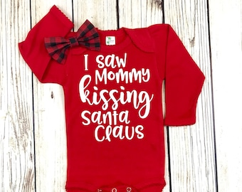 {I Saw Mommy Kissing Santa Claus}