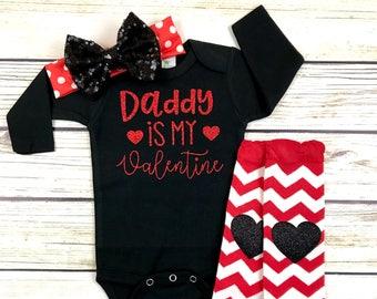 {Daddy Is My Valentine}