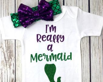 {I'm Really A Mermaid}