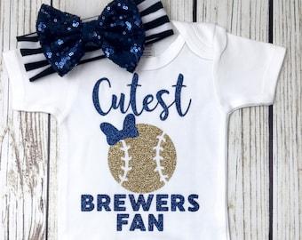 {Cutest Brewers Fan}