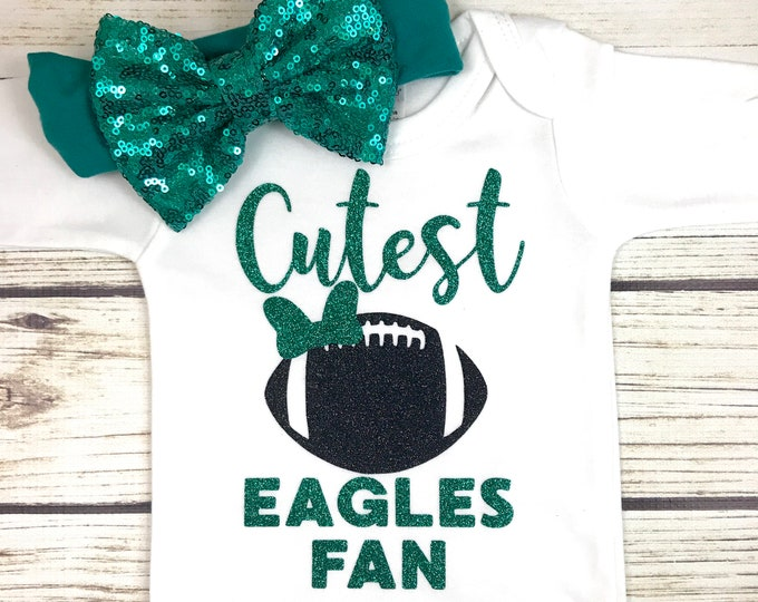 Featured listing image: Cutest Eagles Fan