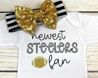 {Newest Steelers Fan}