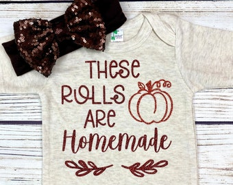 {These Rolls Are Homemade New Design} Oatmeal