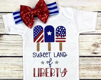 {Sweet Land Of Liberty}