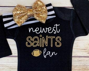 {Newest Saints Fan}