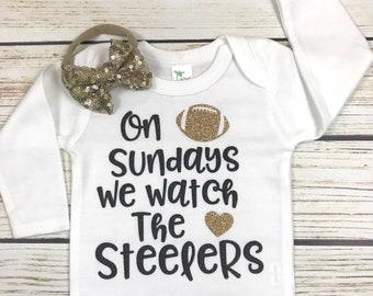 {On Sundays We Watch The Steelers}