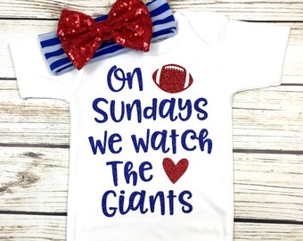 {On Sundays We Watch The Giants}