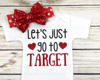 Let's Just Go To Target