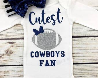 Cutest Cowboys Fan