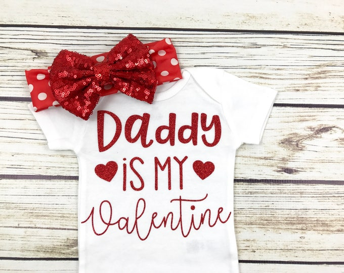 Featured listing image: {Daddy Is My Valentine}