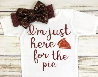 {I'm Just Here For The Pie}