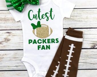 Cutest Packers Fan