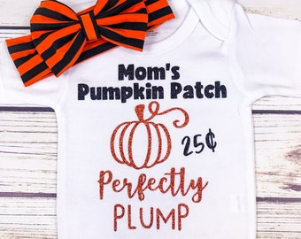{Mom's Pumpkin Patch Perfectly Plump}