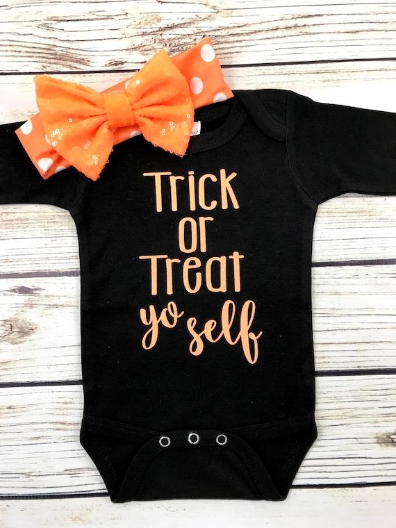 Treat Yo Self Infant Bodysuit