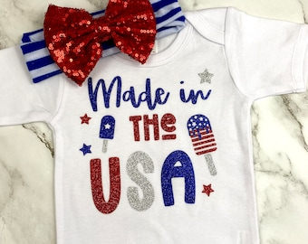 {Made in the USA}