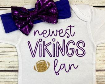 {Newest Vikings Fan}