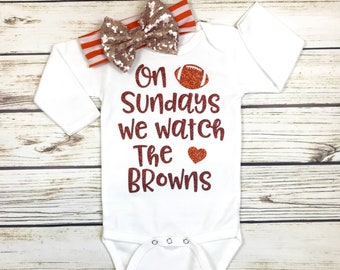 {On Sundays We Watch The Browns}