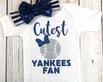{Cutest Yankees Fan}