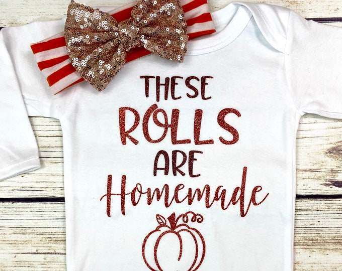 Featured listing image: {These Rolls Are Homemade}