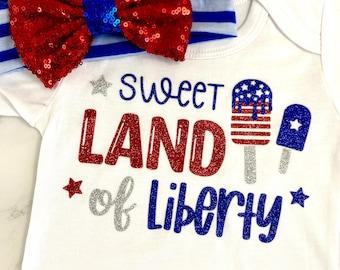 {Sweet Land Of Liberty}