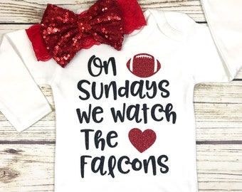{On Sundays We Watch Falcons}