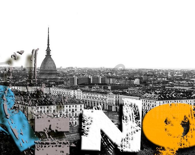 Featured listing image: Fotoquadro Torino art