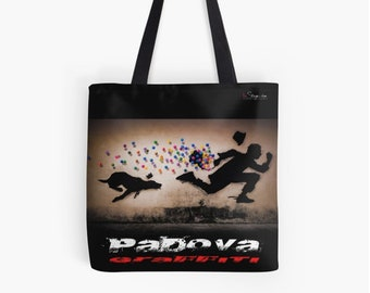 Tote Bag - Kennyrandom Catch me if you can