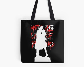 Tote Bag - Kennyrandom Until The End Of The World | invert