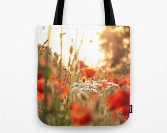 Tote Bag - Flowers
