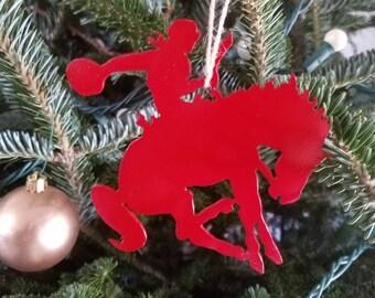 Angel christmas tree ornament metal farmhouse rustic etsy