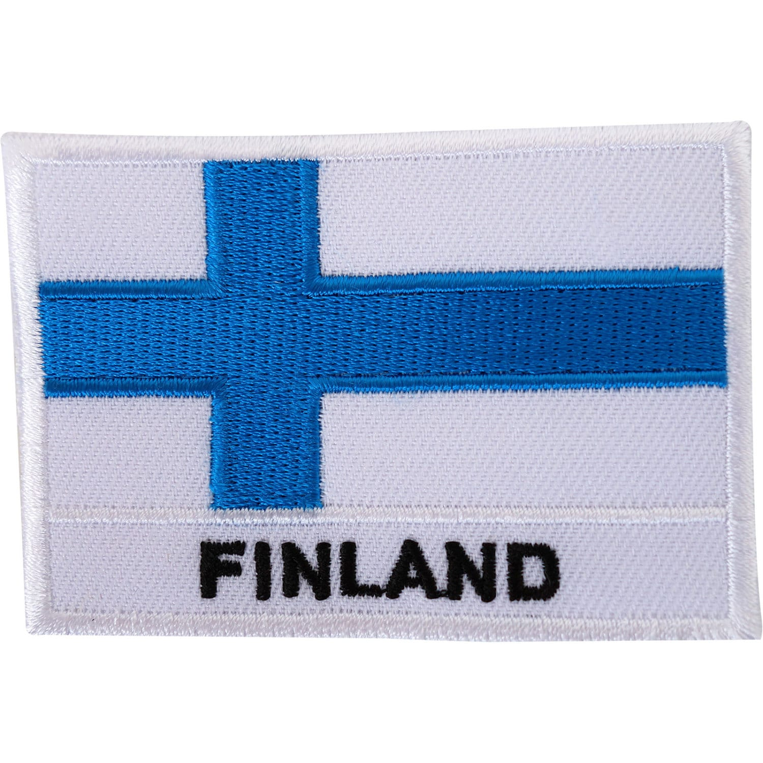 Collectible FINLAND Flag Sewing Patch