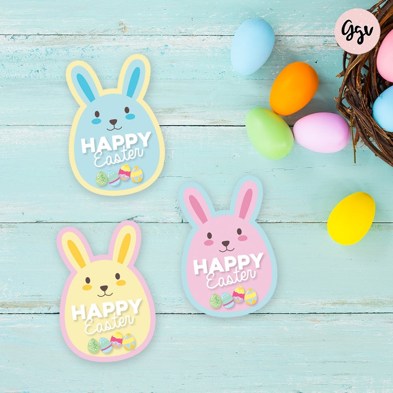 image relating to Free Printable Easter Gift Tags identify Joyful easter tags, easter bunny tags, easter printables, easter tags, pleased easter, easter reward tags, easter bunny