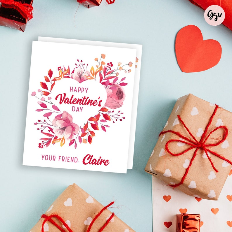 picture regarding Printable Valentine Tags known as VALENTINES Working day TAGS, printable valentine tags, valentine stickers, tailored present tags, valentine center favors, faculty valentines