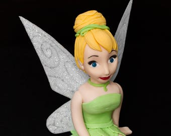 3D Sugarpaste Fairy Cake Topper