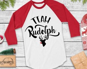 bcdd39ca Kids christmas shirt | Etsy