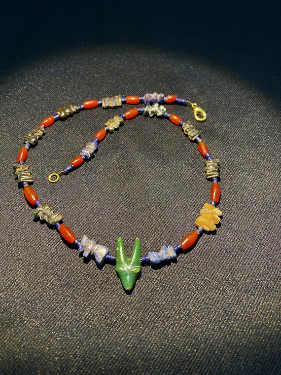 ancient Indus valley beads