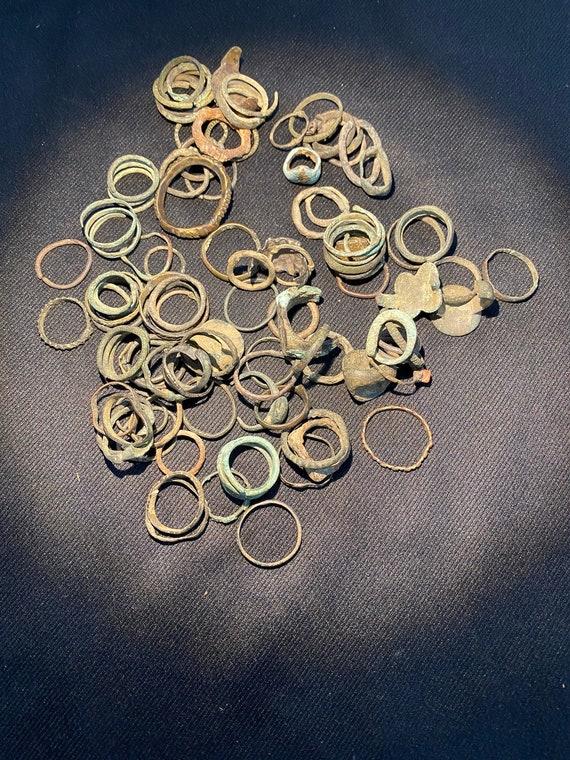 Rings antique rings